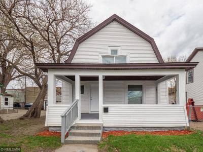 Minneapolis Single Family Home Contingent: 1612 Golden Valley Road