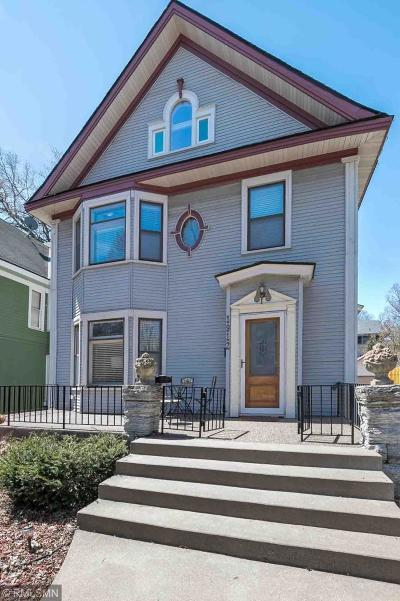 Single Family Home For Sale: 1912 Fremont Avenue S