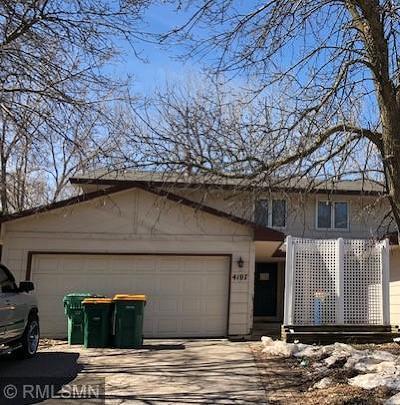 New Hope Single Family Home For Sale: 4107 Jordan Avenue N