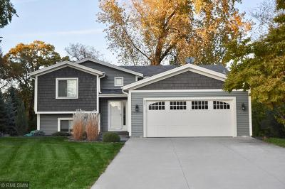 Eagan Single Family Home Contingent: 897 Curry Trail
