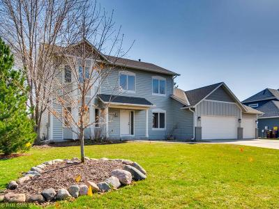 Eagan Single Family Home For Sale: 654 Waterview Cove