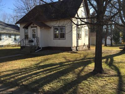 Clara City, Montevideo, Dawson, Madison, Marshall, Appleton Single Family Home For Sale: 328 E Schlieman Avenue