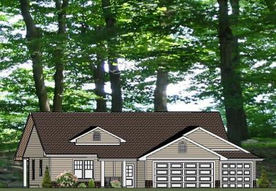 Motley Single Family Home For Sale: L4b1 Ridge Road