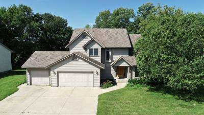 Howard Lake Single Family Home For Sale: 1005 Shoreline Drive