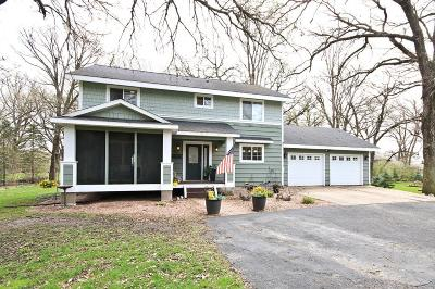 Hutchinson Single Family Home For Sale: 425 Shady Ridge Road NW