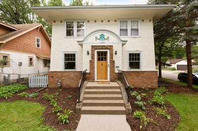 Saint Paul Single Family Home For Sale: 1696 Juliet Avenue