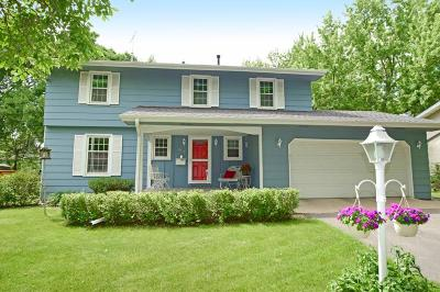 New Hope Single Family Home For Sale: 3917 Louisiana Avenue N
