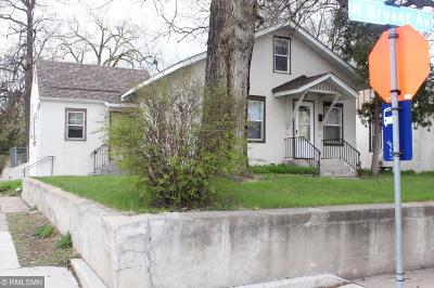 Minneapolis Single Family Home For Sale: 4503 Bryant Avenue N