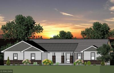 Motley Single Family Home For Sale: L3b2 Ridge Road