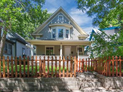 Minneapolis MN Single Family Home For Sale: $249,900