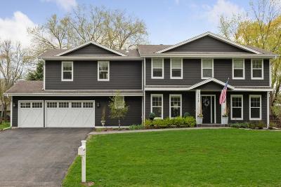 Edina Single Family Home For Sale: 5908 Schaefer Road