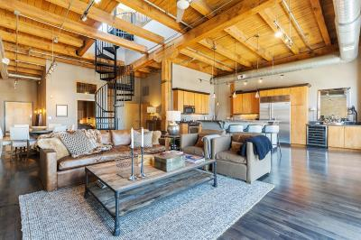 Minneapolis Condo/Townhouse For Sale: 607 Washington Avenue S #507