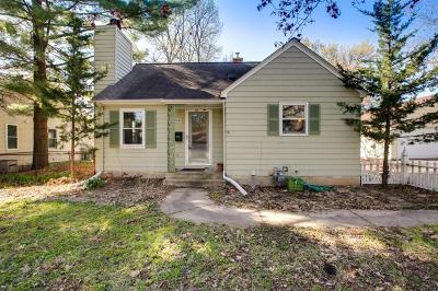 Saint Louis Park Single Family Home For Sale: 4841 W 40th Lane