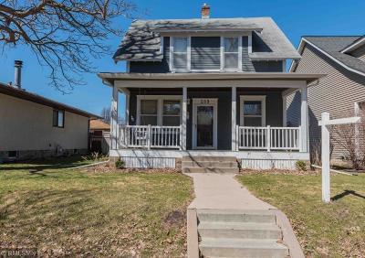 Saint Paul Single Family Home For Sale: 289 Brimhall Street