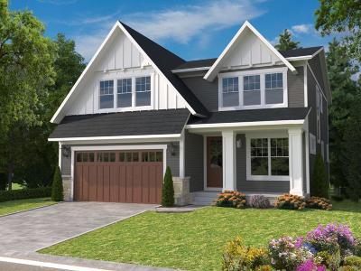 Edina Single Family Home For Sale: 5925 Concord Avenue