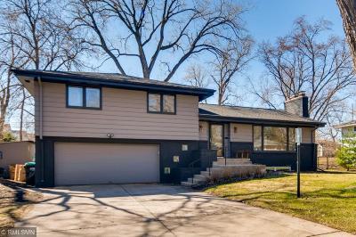 Golden Valley Single Family Home For Sale: 1530 Natchez Avenue S