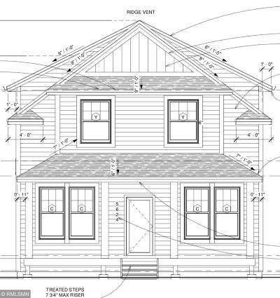 Minneapolis Single Family Home For Sale: 4405 45th Avenue S