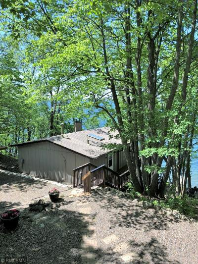 Pine County Single Family Home For Sale: 91164 Island Loop