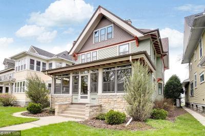 Saint Paul Single Family Home For Sale: 1025 Portland Avenue
