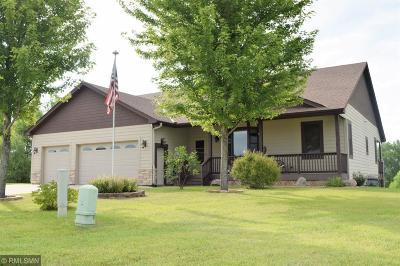 Howard Lake Single Family Home For Sale: 3031 Tamarack Avenue SW