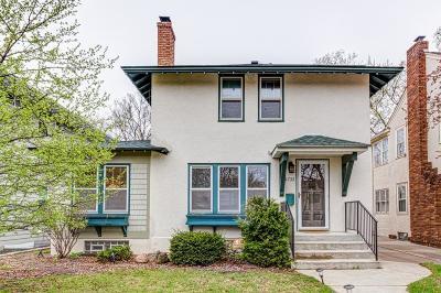 Minneapolis Single Family Home For Sale: 4732 Ewing Avenue S