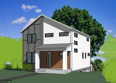 Minneapolis Single Family Home For Sale: 4217 25th Avenue S