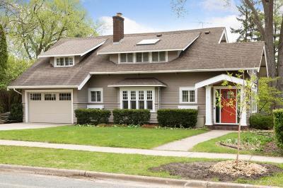 Minneapolis Single Family Home For Sale: 461 Newton Avenue S