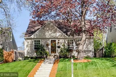 Edina Single Family Home For Sale: 5505 York Avenue S