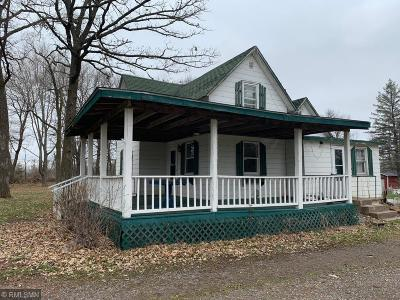 Mora Single Family Home For Sale: 2036 140th Avenue