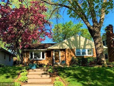 Minneapolis Single Family Home For Sale: 5534 Washburn Avenue S