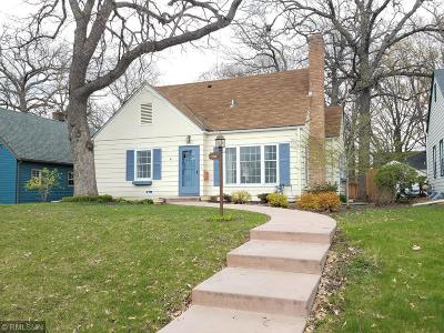 Robbinsdale Single Family Home Sold: 3338 Chowen Avenue N
