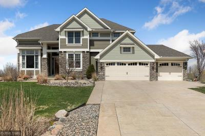 Lakeville Single Family Home Contingent: 7522 Territory Pass