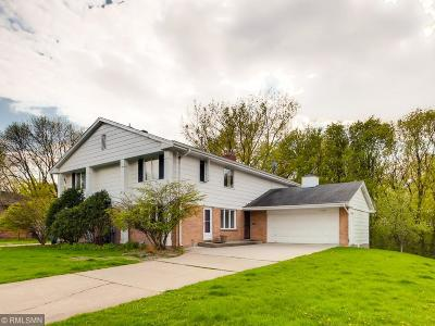 Edina Single Family Home For Sale: 5316 Malibu Drive