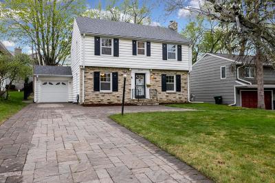 Edina Single Family Home For Sale: 5225 Interlachen Boulevard