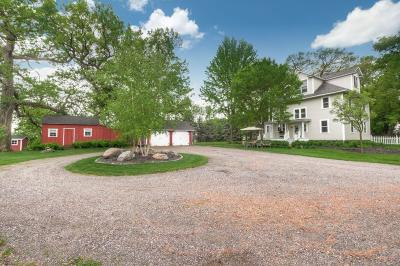 Scott County Single Family Home For Sale: 24951 Meridian Circle
