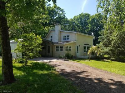 Chisago City Single Family Home For Sale: 29980 Ivywood Trail