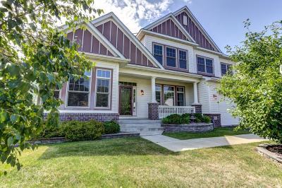 Maple Grove Single Family Home For Sale: 7415 Merrimac Lane N