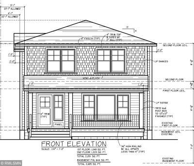 Saint Paul Single Family Home For Sale: 368 Warwick Street