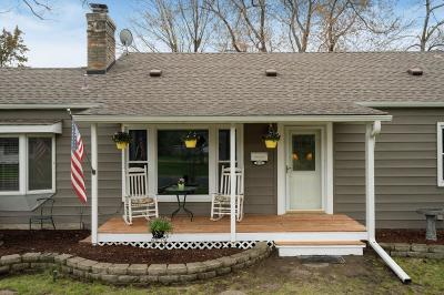 Golden Valley Single Family Home For Sale: 1520 Ottawa Avenue S