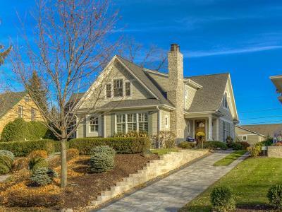 Wayzata Single Family Home For Sale: 214 Barry Avenue S