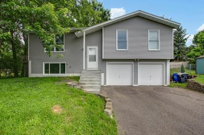 Shoreview Single Family Home For Sale: 597 Highway 96 W