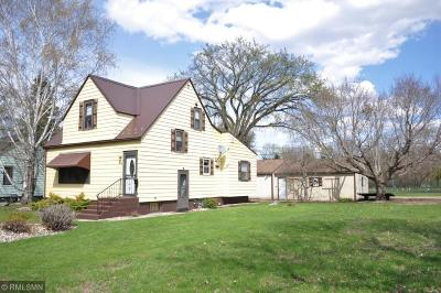 Clara City, Montevideo, Dawson, Madison, Marshall, Appleton Single Family Home For Sale: 516 Wilkins Street