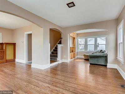 Saint Paul Single Family Home For Sale: 1880 Berkeley Avenue