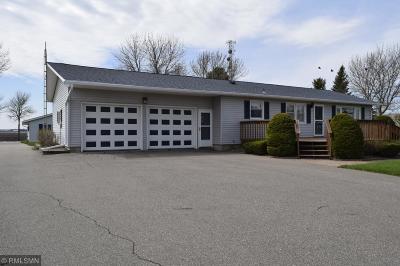 Clara City, Montevideo, Dawson, Madison, Marshall, Appleton Single Family Home For Sale: 2751 State Highway 19