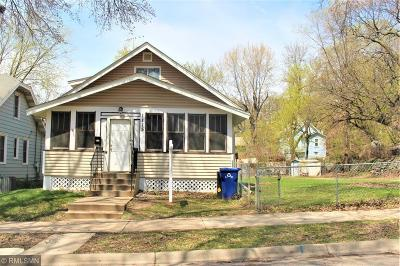 Saint Paul Single Family Home For Sale: 1115 5th Street E
