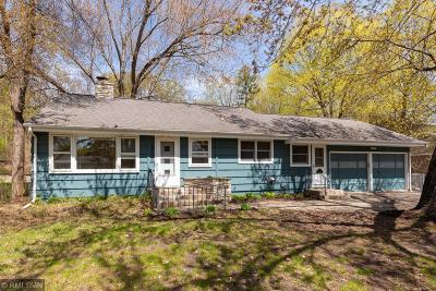 Minnetonka Single Family Home For Sale: 14806 Kral Road