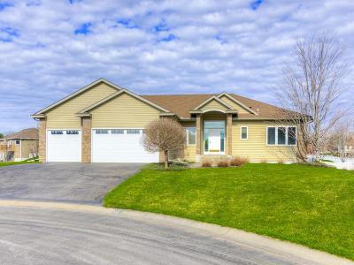 Saint Michael Single Family Home For Sale: 11128 33rd Circle NE