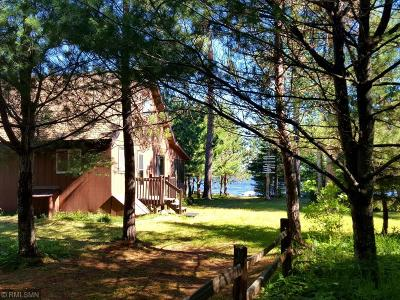 Itasca County Single Family Home For Sale: 54268 E Bear Lake Forest Rd