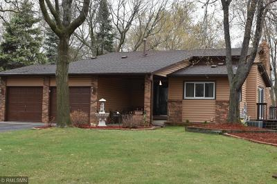 Coon Rapids Single Family Home For Sale: 11951 Unity Street NW