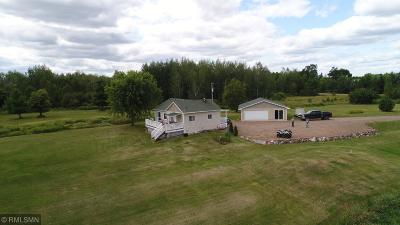 Pine County Single Family Home For Sale: 19954 Parvey Line Road